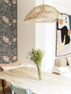 Duplex, Piece A Vivre, Decoration, Sweet Home, Mirror, House, Furniture, Home Decor, Dining Rooms