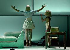 Maddie Ziegler + Sia Furler (Chandelier)