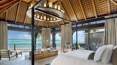 4 Luxury Villas in Mauritius for an Unforgettable Stay Interior Exterior, Best Interior, Interior Architecture, Interior Design, Camping Au Quebec, Villas, Mauritius Resorts, Resort Villa, Beach Condo