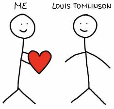 Zayn Malik, Niall Horan, Larry Stylinson, Louis Tomilson, One Direction Photos, Louis Williams, Fandom, Cute Memes, Fb Memes