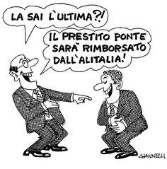 Giannelli - Corriere della Sera 3 novembre 2008