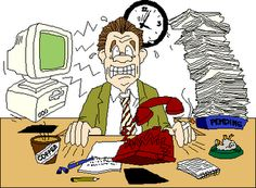 Job stress in the workplace is a serious issue that can cause many problems.