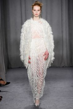 Marchesa Fall 2014 Ready-to-Wear Collection Slideshow on Style.com