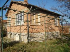 For sale a solid two-storey house in a village about 15 km from Sunny Beach Resort, Nesebar municipality, Burgas Region