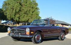 1970 Mercedes-Benz 280SL PAGODA ROADSTER for sale #1786960 | Hemmings Motor News