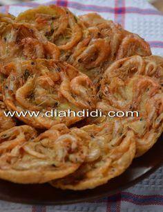 Diah Didi's Kitchen: Rempeyek Udang