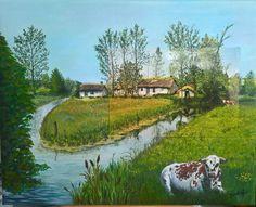Prolonger une carte postale à l'acrylique - Atelier Isadis7