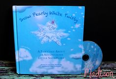 Snow Pearly White Twirly Fairytale Children's Book & CD | Growing up Madison