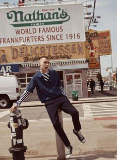 Walk on the Wild Side (GQ France)