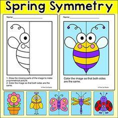 1000 images about symmetry worksheets on pinterest symmetry worksheets symmetry activities. Black Bedroom Furniture Sets. Home Design Ideas
