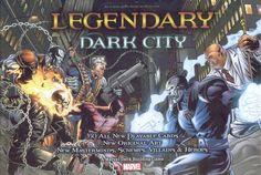Legendary: Dark City | Image | BoardGameGeek