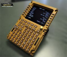 FDS-B777-PRO-MX-CDU (Featuring COLOR VGA LCD!) | MIP/MAIN | B777 | COMPONENTS | Flightdeck Solutions