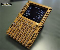 FDS-B777-PRO-MX-CDU (Featuring COLOR VGA LCD!)   MIP/MAIN   B777   COMPONENTS   Flightdeck Solutions