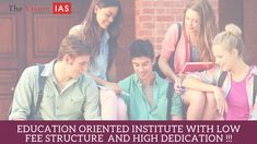 THE VISION IAS #ACADEMY IS THE FASTEST GROWING #IAS #INSTITUE IN THE #TRICITY. CONTACT US FOR MORE DETAILS OR VISIT TODAY SCO 76 TOP FLOOR, SECTOR -15 D CHANDIGARH PHONE NO: 09855600273,9815922061.