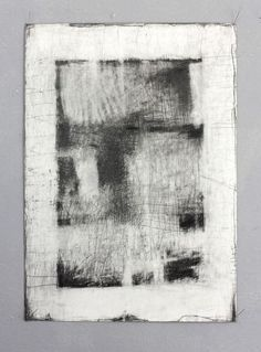 Gerry Keon: Artist - DRAWINGS You can do charcoal tonal drawings of the view… Abstract Drawings, Art Drawings, Abstract Art, Artist Painting, Painting & Drawing, Tinta China, Black And White Abstract, Elements Of Art, Land Art