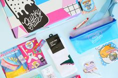 The monthly subscription box for the not-so-basic girl