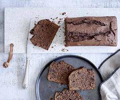 Mit diesem Schokoladecake könnten Sie auch 12-14 Schokolade-Muffins oder Mini-Cake-Förmli backen. Sweet Recipes, Cake Recipes, Cake Chocolat, Caramel, Mini Cakes, Baked Goods, Bread, Baking Chocolate, Food