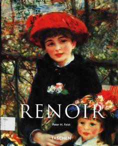 Renoir  muchas obras de este pintor impresionista