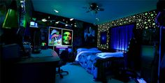 quarto de casal psicodelico - Pesquisa Google
