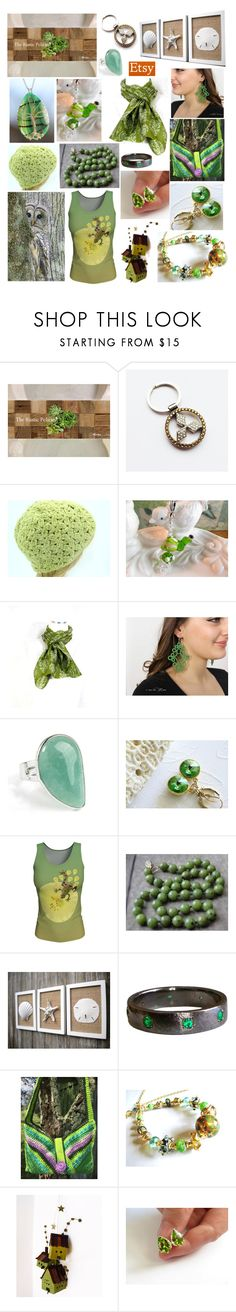 """""""Earthy Gifts on ETSY"""" by belladonnasjoy ❤ liked on Polyvore featuring vintage"""