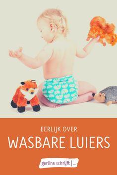 Overweeg je om wasbare luiers voor je kindje aan te schaffen? Hier lees je alles over de voor- en nadelen! #wasbareluiers #duurzaamopvoeden #duurzameouders #milieubewust #duurzametekstschrijver Magazine, Mama Blogs, Om, Baby, Everything, Magazines, Baby Humor, Infant, Babies