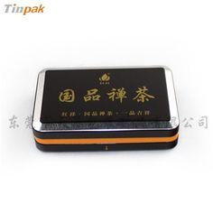 metal tea empty tin case manufacturers size:99*67*23mm http:www.tinpak.com skype:tinpak05 email:sales5@tinpak.com