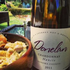 Pair This: Donelan Chardonnay and Tropical Chicken Salad