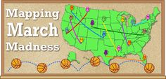 I love incorporating March madness into my classroom...this is a great idea!!