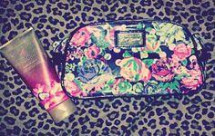 My Betsey Johnson makeup bag