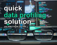 Here's a free data profiling solution you already have access to.