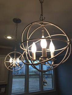 Summit Homes, Overland Park, Blue Springs, Kansas City, New Homes, Chandelier, Ceiling Lights, Lighting, Home Decor