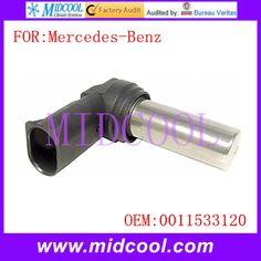 New Camshaft Position Sensor use OE No. 0011533120 for Mercedes-Benz Vario Brake System, Mercedes Benz, Vacuums, Positivity, Vacuum Cleaners