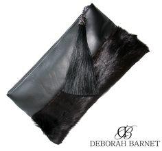 Deborah Barnet HANDBAGS, BAGS, CLUTCHES