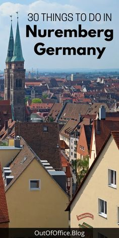 Things to Do in Nuremberg Germany: Sausage, Gingerbread, and Red Beer – Best Europe Destinations Backpacking Europe, Europe Travel Guide, Travel Guides, Travel Abroad, Visit Germany, Germany Travel, Europe Destinations, Frankfurt, Cool Places To Visit