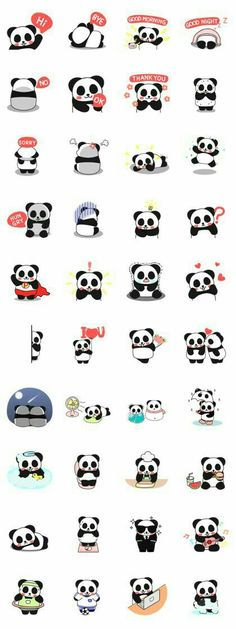 Pandas are the best of all words