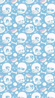 wallpaper, undertale, and blue image