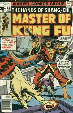 Master of Kung Fu # 50 by Dave Cockrum