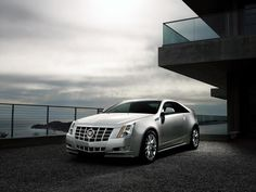 Cadillac CTS Coupe #cadillac #cts #coupe #luxury #cars #auto #potamkinnyc #nyc #newyork #manhattan