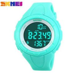 Cheap masculino, Buy Quality masculinos relogios directly from China masculino watch Suppliers: SKMEI Luxury Brand women Military Sport fashion casual Watches Digital LED Wristwatch rubber strap gift clock relogio masculino Digital Sports Watch, Digital Watch, Mens Sport Watches, Watches For Men, Women's Watches, Unique Watches, Sport Fashion, Fashion Brand, Fashion Men