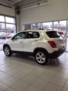 2015 Chevrolet Trax has Arrived in Connecticut