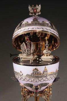 Uova Fabergé AR