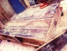 #pallets #pallette #tablebasse #decorecup #evd  Secretdatelier.alittlemarket.com