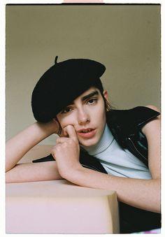 Agustina Benvenuto | Wonderland Magazine | Photographed by Ronan Mckenzie