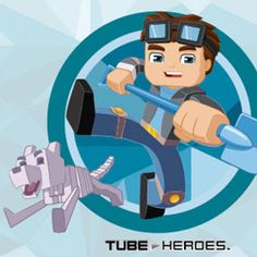 Tube Heroes Wallpapers are Now Available! The Diamond Minecart, Thomas Roberts, Hero Wallpaper, Sleepover, Best Part Of Me, Youtubers, Minecraft, Dan, Kids Room