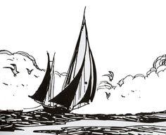 Le mer de Hugo Pratt