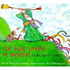 St.Patrick's Day Childrens Books
