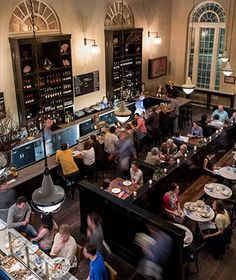 Travel + Leisure | Best Oyster Bars in America | The Ordinary, Charleston, SC