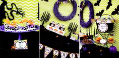Spooktacular Halloween Party - Pretty My Party #halloween #party #ideas