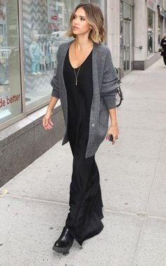 Style of Jessica Alba| Стиль Джессики Альбы