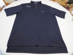 Men's Polo Ralph Lauren The interlock shirt soft LT tall 4451241 BT BNT03 navy